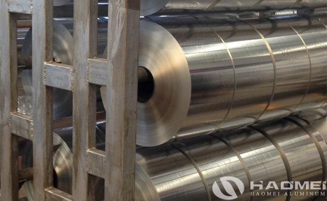 vapor barrier aluminum foil
